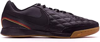 Tiempo Ligera IV 10R IC Ronaldhino Soccer Shoes Black Gold