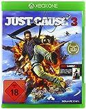 Square Enix Just Cause 3, Xbox One Básico Xbox One Inglés vídeo - Juego (Xbox One, Xbox One, Acción / Aventura, M (Maduro), Soporte físico)