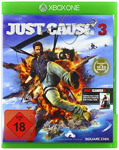 Just Cause 3 [Importación alemana]