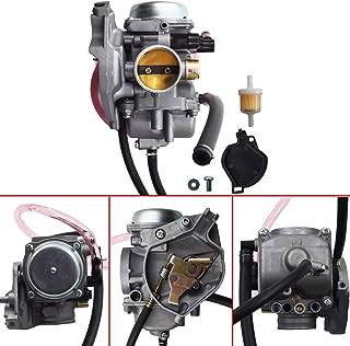 labwork Carburetor Assembly 15004-Y004 Fit for Kawasaki 2012-2018 Brute Force 300/2009 2011-2017 KFX 90