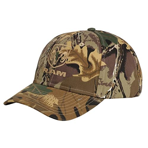 Gregs Automotive Dodge Ram Camo Camouflage Hat Cap Racing Decal Included 9b19502ce893
