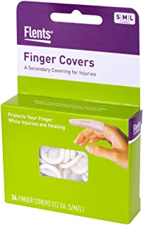 Flents First Aid Finger Cots (Pack of 3)