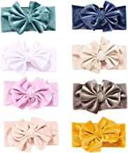 Mookiraer? Baby and Mother Newest Hair Bows Turban Headband Head Wrap Knotted Hair Band 3set (BYkt045)