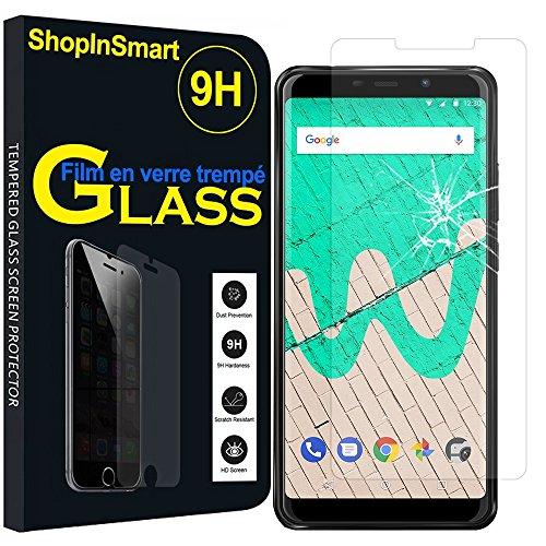 ShopInSmart® Hochwertige gehärtete Panzerglasfolie für Wiko View Max 5.99