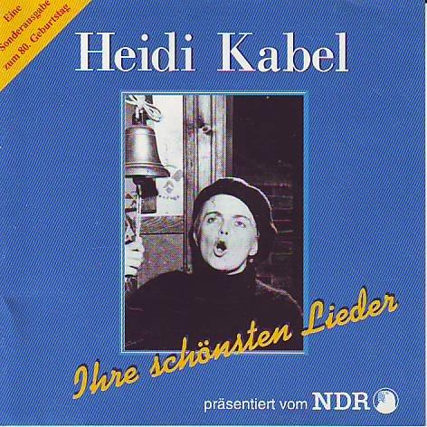 Ihre schönsten Lieder - Sonderausgabe zum 80. Geburtstag (NDR)