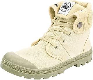 ❤️ Zapatos de Lona Mujer de tac/ón Alto Botas Estilo Paladio Moda Militar Zapatos de Tobillo Zapatos Casuales Oto/ño Invierno Absolute