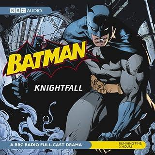 Batman: Knightfall cover art