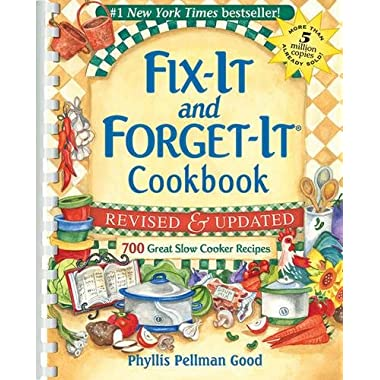 Fix-It and Forget-It Revised and Updated: 700 Great Slow Cooker Recipes (Fix-It and Enjoy-It!)