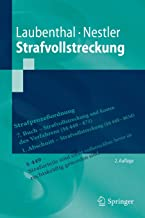 Strafvollstreckung (Springer-Lehrbuch) (German Edition)