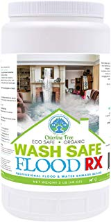 Wash Safe Industries WS-FRX-3 Flood RX Non-Staining Mold Remover and Cleaner, 3 lb Container