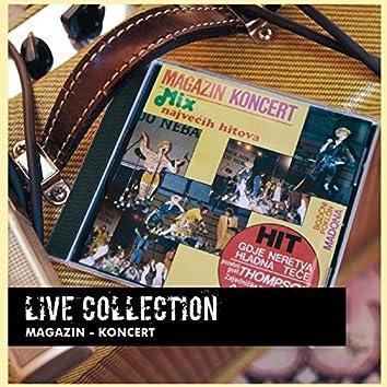 Live Collection: Magazin - Koncert! (Live)