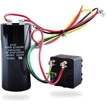 5 2 1 Csru3 Compressor Saver For 4 To 5 Ton Units Hvac