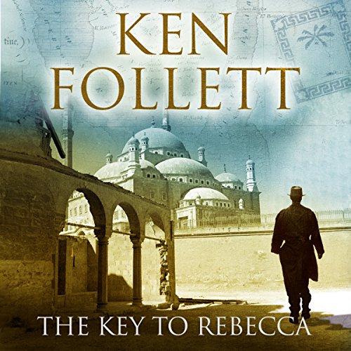 The Key to Rebecca cover art