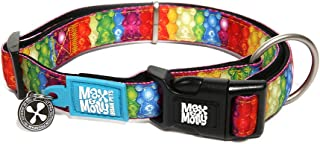 Max & Molly Jelly Bears Smart Id Collar  Comfortable   Odor Free Neoprene  Smart Id Tag   Lost Pet Protection Program   Ex...