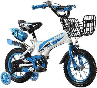 TWTD-TYK Kid's Bike,Children's Bike, Kids Bike Toddler Bike,Toddler Children Bicycle for 2-11 Years, with Training Wheels & Hand Brakes,95% Assembled