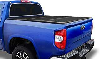 Tyger Auto T5 Alloy Hard Top Tonneau Cover TG-BC5T1432 Works with 2014-2019 Toyota Tundra | Fleetside 5.5' Short Bed | for Models with or Without The Deckrail System