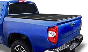 Tyger Auto T5 Alloy Hard Top Tonneau Cover TG-BC5T1432 Works with 2014-2019 Toyota Tundra   Fleetside 5.5' Short Bed   for Models with or Without The Deckrail System