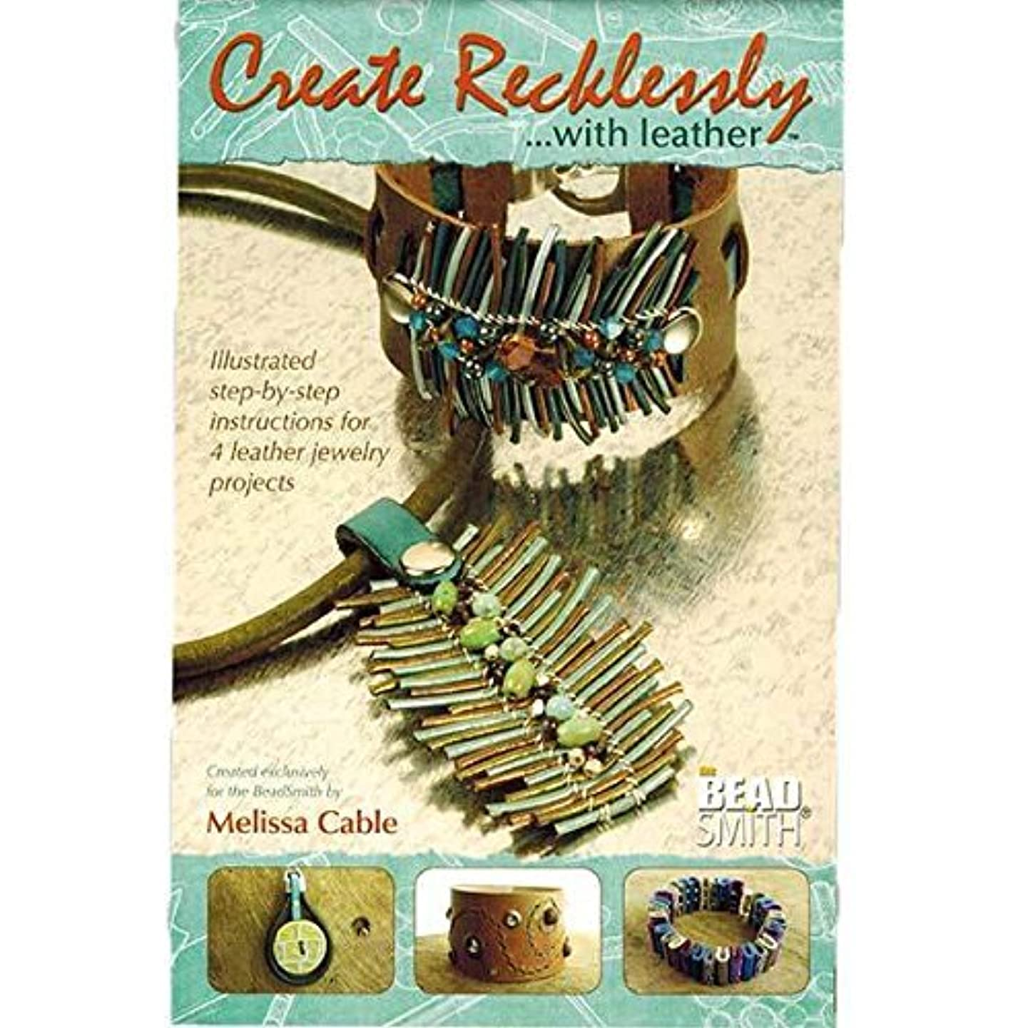 Create Recklessly Booklet, 24 pages by Melissa Cable