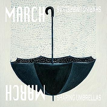 Sharing Umbrellas
