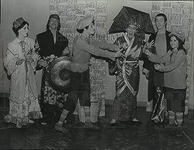 Historic Images - 1977 Press Photo Spokane Children's Theater Presents Emperor's New Clothes