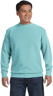Comfort Colors Men's Garment-Dyed Crewneck Sweatshirt