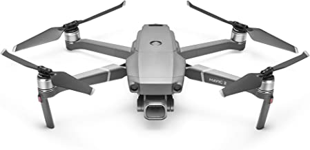 "DJI Mavic 2 Pro - Drone Quadcopter UAV with Hasselblad Camera 3-Axis Gimbal HDR 4K Video Adjustable Aperture 20MP 1"" CMOS ..."