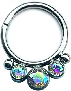 Best cluster body jewelry Reviews