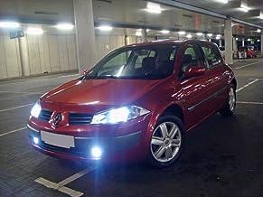 Kit xenon coche H76000° K CANBus 55W apto para Renault Megane II desde 2002al 2008