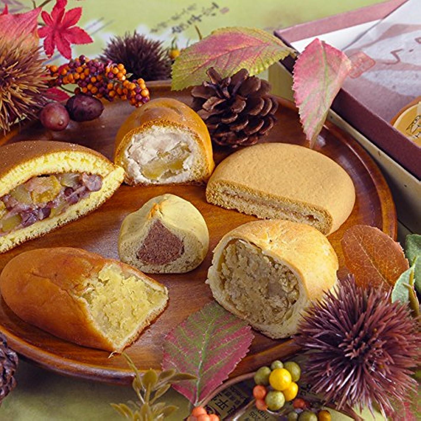 ほのか幾分パフギフト 誕生日 栗どらやき入り栗和菓子セット 良平堂