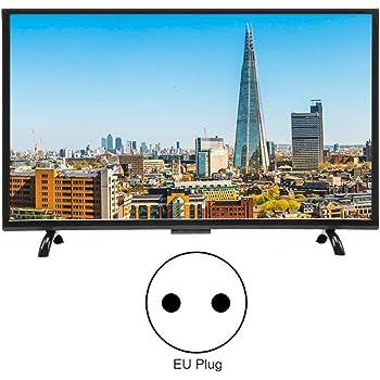 Lecxin Smart TV HDMI, televisor Curvo de Pantalla Grande de 32 ...