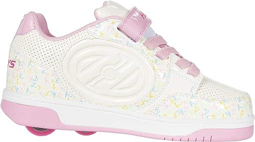 White/Light Pink/Multi