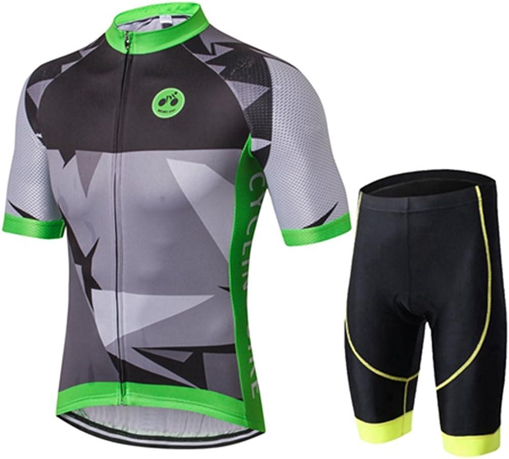 Shenshan Credence Max 47% OFF Men's Short Sleeve Summer Shorts Set Jersey Cycling