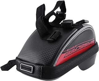 bulingbulingseason Mountain Bike Road Cycling Front Storage Bag Bicycle Handlebar Phone Touch Screen Pannier Saddle Pouch