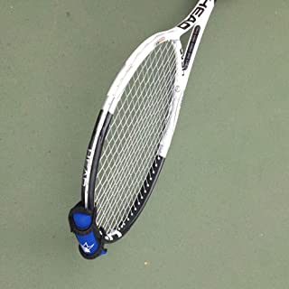 lianth Tennis Racket Weight Training Aid Racquet Weight-Adding Device