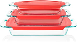 Best large glass bakeware Reviews