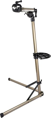 Bikehand Bike Repair Stand - Home Portable Bicycle Mechanics Workstand - for Mountain Bikes and Road Bikes Maintenanc...