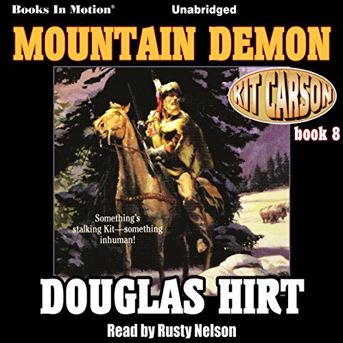 Mountain Demon audiobook cover art