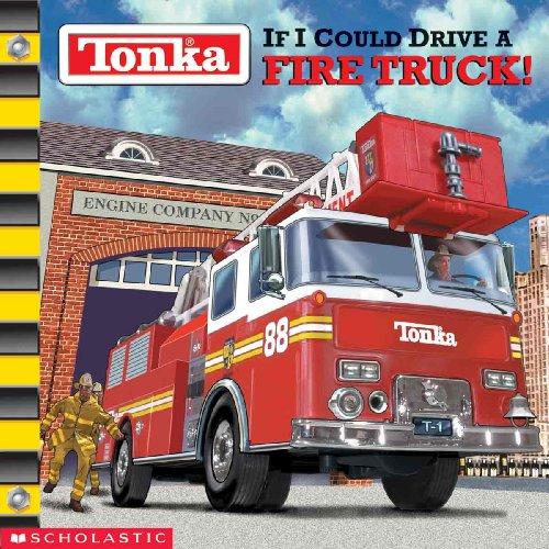 Tonka: What If I Could Drive (Turtleback School & Library Binding Edition) (Tonka (Prebound))