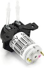 Gikfun 12V DC Dosing Pump Peristaltic Dosing Head with Connector for Arduino Aquarium Lab Analytic DIY AE1207