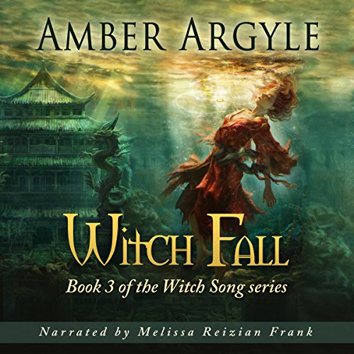 Witch Fall audiobook cover art