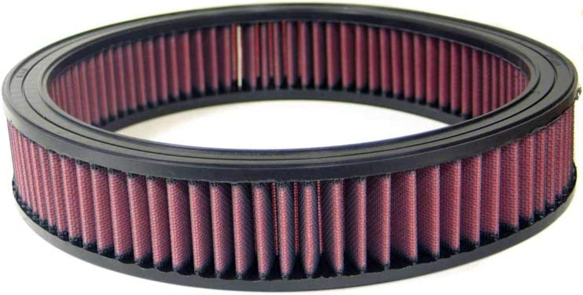 K&N Engine Air Filter: High Performance, Premium, Washable, Industrial Replacement Filter, Heavy Duty: E-3695