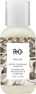 R+Co Dallas Travel Size Thickening Shampoo, 50 ml