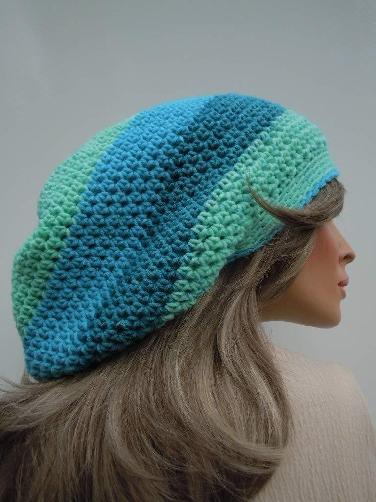 Dreadlock Tam OFFicial site Rasta Cap 70% OFF Outlet Hippie Bag Multi Colors Hat