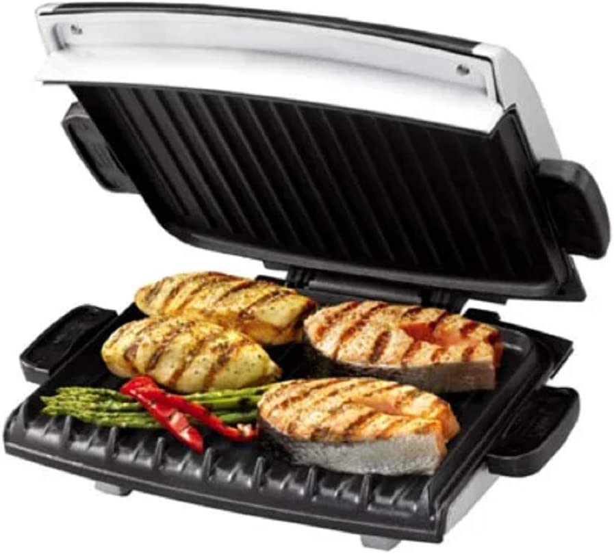 George Foreman GRP99 Now free shipping Next Grilleration Jumbo Max 43% OFF Grill