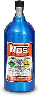 NOS 14720NOS Blue Aluminum 2.5 Pound Nitrous Bottle