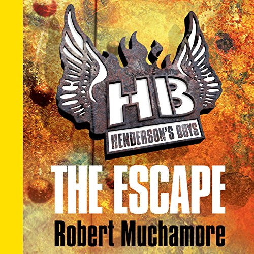 Couverture de Henderson's Boys: The Escape