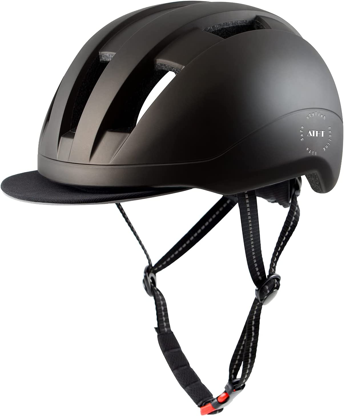 Atphfety OFFicial mail Max 57% OFF order Adult Bike Helmet Commuter Men Wome Bicycle for
