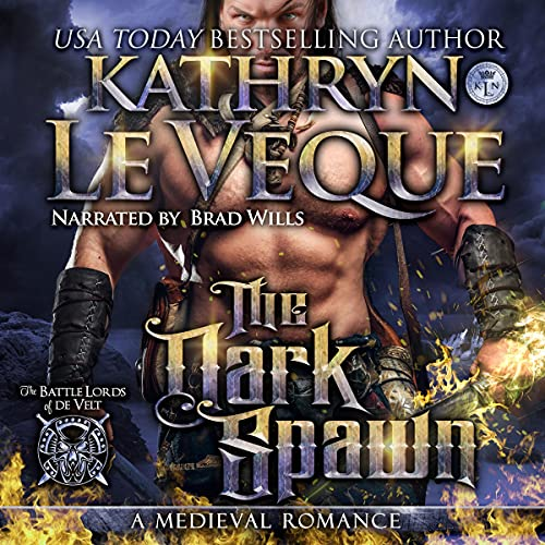 The Dark Spawn Audiobook By Kathryn Le Veque cover art