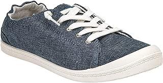 Margaritaville Ladies' Canvas Shoe (10, Blue Chambrey)