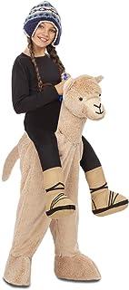 My Other Me Disfraz Montando a Llama para niños